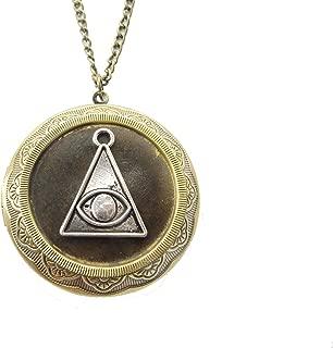 curse word necklace
