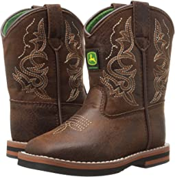 John Deere - Everyday Broad Square Toe (Toddler)