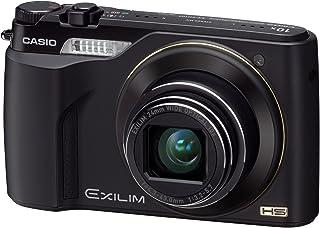 Casio Exilim EX FH100 Highspeed Digitalkamera (10 Megapixel, 10 fach opt. Zoom, 7,6 cm (3 Zoll) Display, bildstabilisiert) schwarz