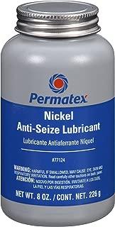 Permatex 77124 Nickel Anti-Seize Lubricant, 8 oz.