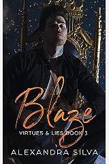 Blaze (Virtues & Lies Book 3) Kindle Edition