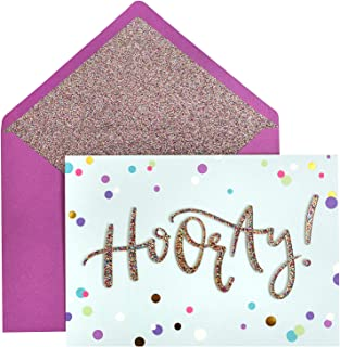 Jolee's Boutique 8600461 Greeting Card, Hooray