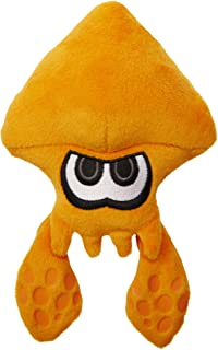 NINTENDO World of Nintendo Squid Plush, Orange