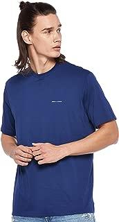 Armani Exchange Men's 8NZT86 T-Shirt, Blue (Blue Depth 1562), 2X-Large