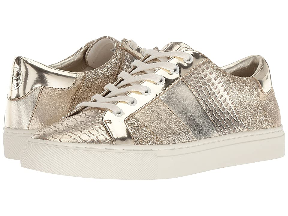 Tory Burch Ames Sneaker (Spark Gold) Women
