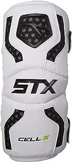 STX Lacrosse Cell 4 Mens Lacrosse Arm Pads