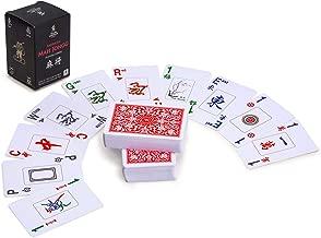Yellow Mountain Imports American Mah Jongg (Mahjong, Mah Jong, Mahjongg, Mah-Jongg, Majiang) Playing Cards