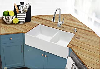 Best fireclay undermount kitchen sinks Reviews
