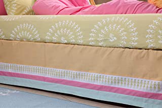 Best hot pink twin bed skirt Reviews
