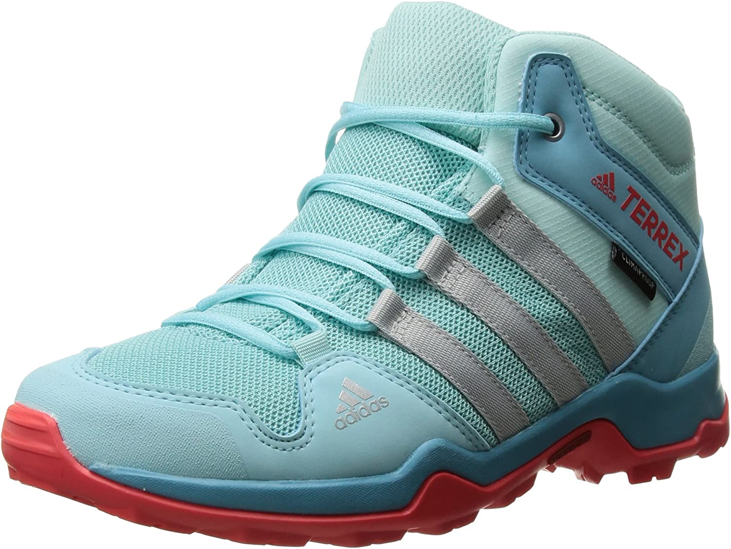 Adidas outdoor Kids' Terrex Ax2r Mid Cp K Hiking shoes