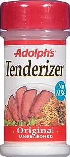 Adolphs Meat Tenderizer, Unseasoned, 3.5 oz