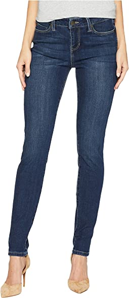Abby Skinny Jeans with Shaping and Slimming Four-Way Stretch Denim in Lynx Wash