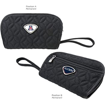 One Size Black AdSpec NCAA Arizona Wildcats Collegiate Valuables BagCollegiate Valuables Bag