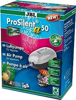 JBL prosilent A506054000Bomba de Aire para Agua mar y Agua Dulce Acuarios de 10–50L