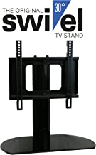 HTA2037 Universal Replacement TV Stand / Base With Swivel Feature fits most 20