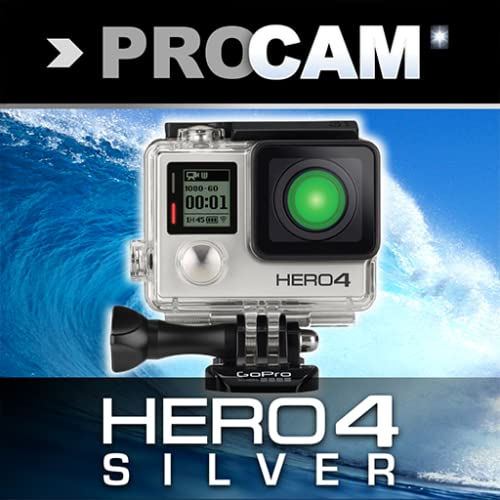 ProCam for Hero 4 Silver