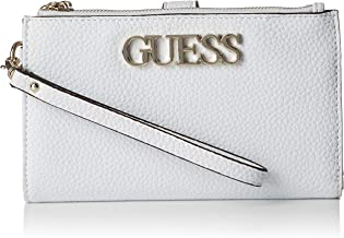 portefeuille porte chequier guess