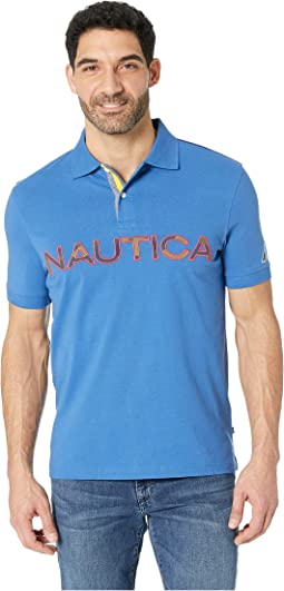 Short Sleeve Kauai Logo Polo