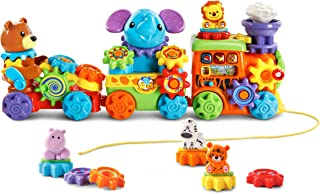 VTech Toys Gearzooz - Roll & Roar Animal Train, Gift for Kids, Ages 1 Years To 4 Years, Multicolor