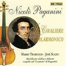 Nicolò Paganini: Il cavaliere filarmonico (Played on Paganini's Violin