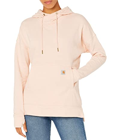 Carhartt Newberry Hoodie (Rose Smoke) Women
