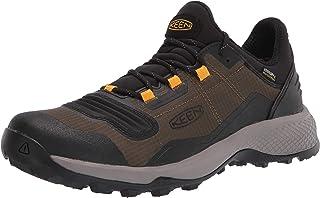 حذاء المشي لمسافات طويلة للرجال مرن وخفيف الوزن ومقاوم للماء من KEEN