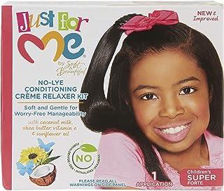 Just For Me Children Relaxer Hair Care Kit