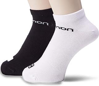 Salomon, Festival 2-Pack 2 Pares de calcetines cortos, Algodón/Poliamida, Unisex Adulto