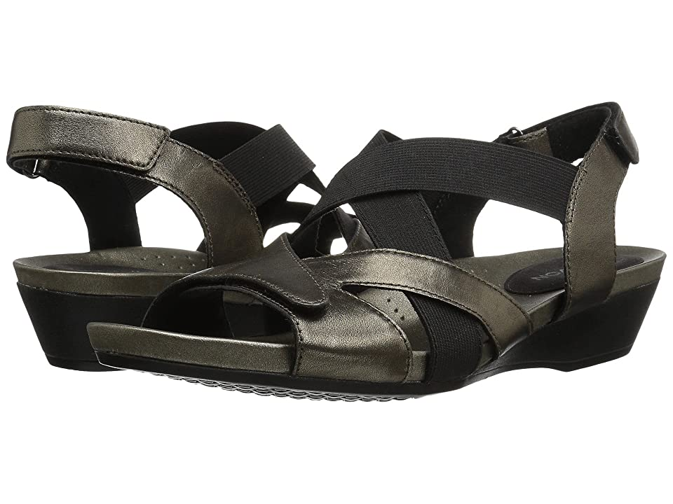 Aravon Standon X Strap (Pewter) Women