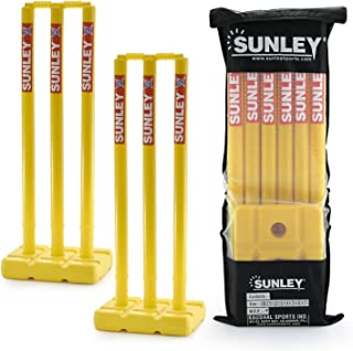 Sunley Plastic Wickets Set