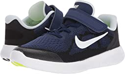 Nike Kids Free RN 2017 (Little Kid)