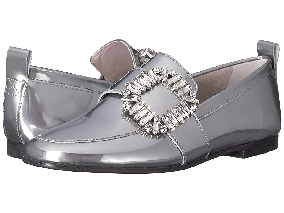 Kennel & Schmenger Tara Loafer (Silver Mirror Metallic) Women