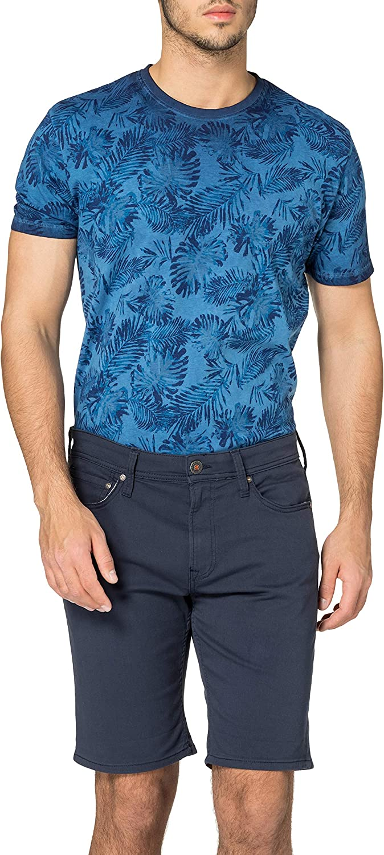 Jack & Jones Men's Rick Orginal Chino Shorts, Blue