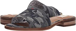 Dark Denim Jacquard Heart Camo