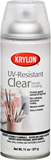 krylon clear coat