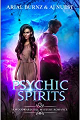 Psychic Spirits: Psychic Mystery Romance (Woodward Hill Mystery Romance Book 2) Kindle Edition
