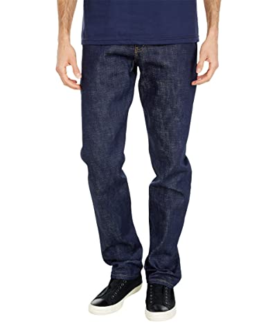 Naked & Famous Weird Guy in Elephant 9 Wild Blue Jeans
