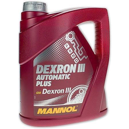 MANNOL Dexron III Automatic Plus, 4Litre