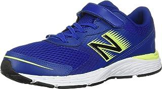 New Balance Kid's 680 V6 Alternative Closure Running Shoe