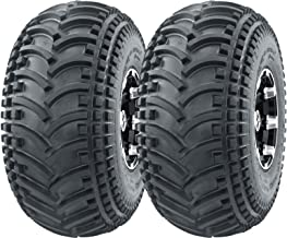 4-Pack ATV Tires 22x11.00-8 22x11-8 22X11-8 All Terrain Balloon For 8 x 9 Rim