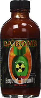 the bomb hot sauce scoville