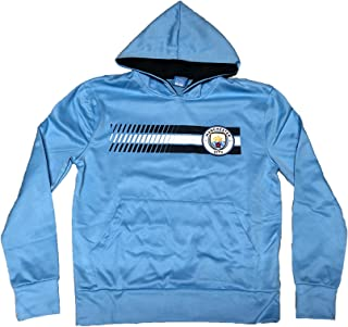 Manchester City FC Youth Hoodie Sweater Official Product