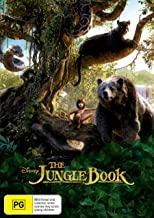 Jungle Book, The (Live-Action) (DVD)