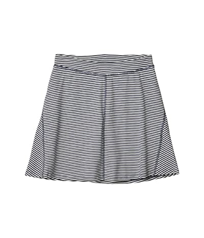Toad&Co Seleena Skort (True Navy Stripe) Women