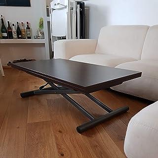 Tavolo Rettangolare Che Diventa Quadrato.Amazon It Tavolo Trasformabile In Tavolino