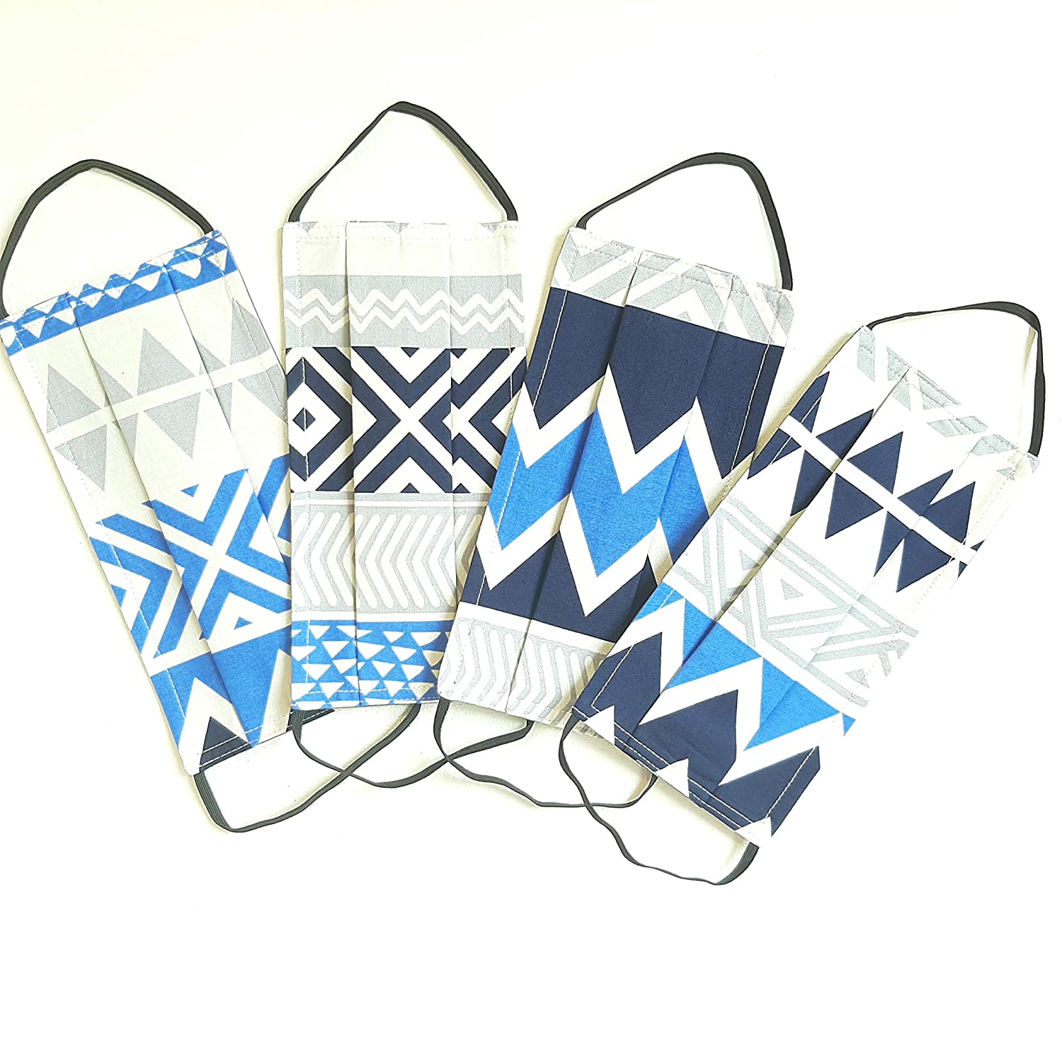 4 Pcs Cotton Face Masks only cloth $6.5 -cotton per Max 68% Long Beach Mall OFF mask 100%
