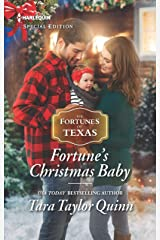 Fortune's Christmas Baby (The Fortunes of Texas) Kindle Edition