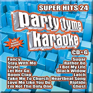 Party Tyme Super Hits 24 16-song G