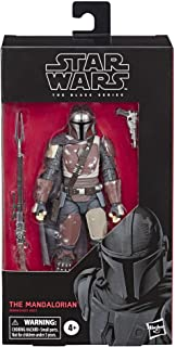 "Best STAR WARS The Black Series The Mandalorian Toy 6"" Scale Collectible Action Figure, Toys for Kids Ages 4 & Up Review"