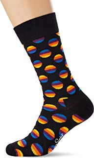 Happy Socks Men's Sunrise Dot Sock